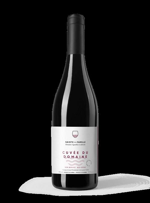 Vin Rouge Cuvée du Domaine