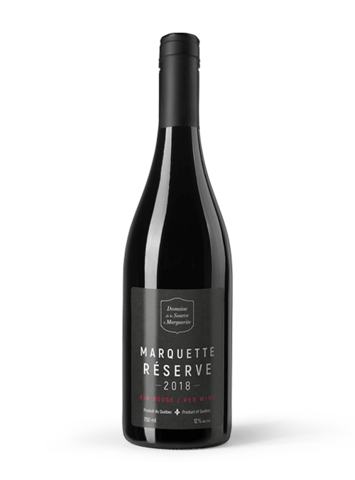 Vin rouge Marquette Reserve